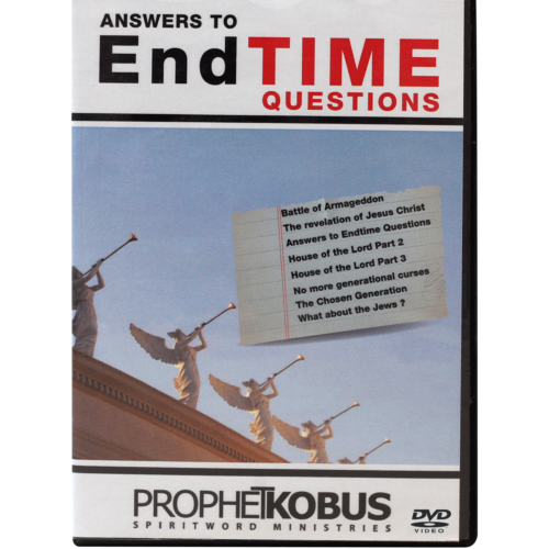 Answers to End Times – DVD Series
