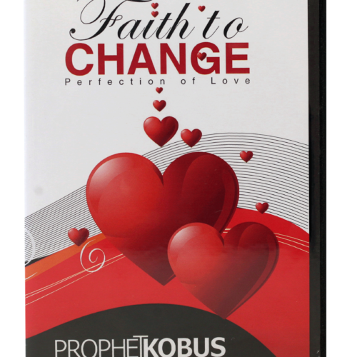 Faith to Change – DVD Series