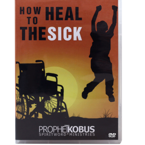 How to heal the sick – DVD Series
