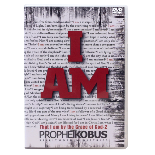 I Am: Part 1 – DVD Series