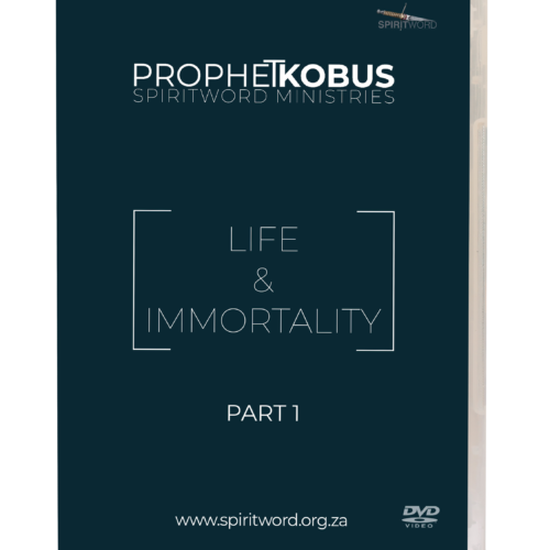 Immortality Part 1 – DVD Series