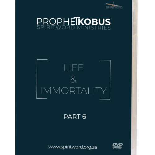 Immortality Part 6 – DVD Series