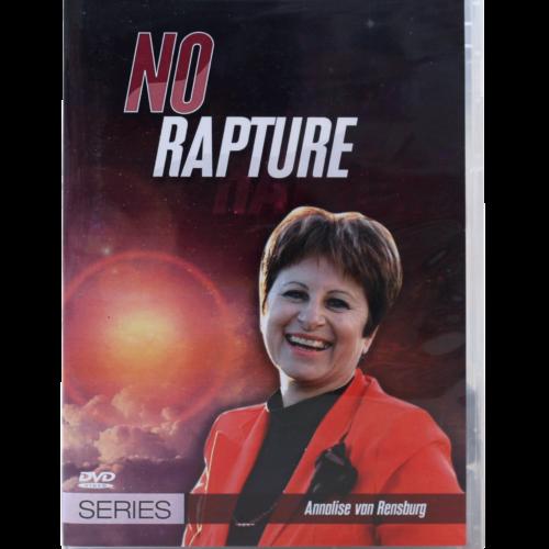 No Rapture – Series by Annalise van Rensburg