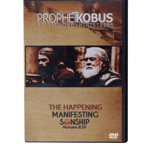 The Happening – September 2013 Conference – DVD Series