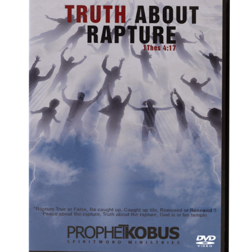 Truth about Rapture – DVD Series